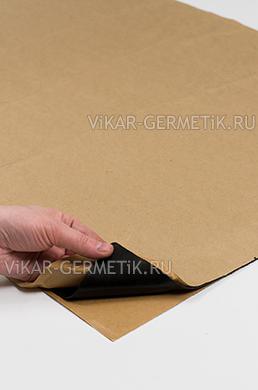 Герметик ВИКАР ЛБ толщиной 2,3мм размер листа 900х600мм