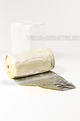 Лента ВИКАР ЛБ(м) бутилкаучуковая ширина 350мм толщина 1,5мм
