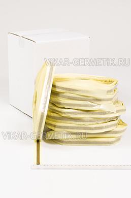 Лента ВИКАР ЛБ бутилкаучуковая ширина 8мм толщина 1,5мм