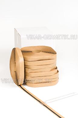 Лента ВИКАР ЛБ бутилкаучуковая ширина 5мм толщина 1мм