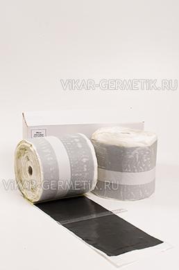 Лента ВИКАР ЛБ бутилкаучуковая ширина 200мм толщина 1,5мм