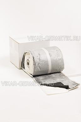 Лента ВИКАР ЛТ бутилкаучуковая ширина 250мм толщина 1,5мм