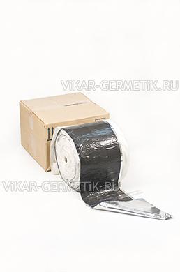 Лента ВИКАР ЛТ(фа) бутилкаучуковая на фольге ширина 200мм толщина 2мм