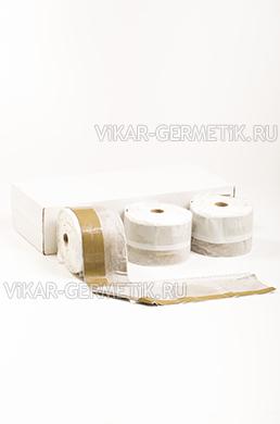Лента ВИКАР ЛТ(о) бутилкаучуковая ширина 100мм толщина 1,5мм